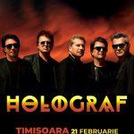 Holograf revine la Timișoara cu un nou concert extraordinar