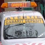 Transport agabaritic pe ruta Borș PTF– Calafat PTF