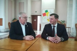 Subprefectul județului Timiș, discuții cu ministrul Energiei despre rezolvarea gazelor din sudul județului