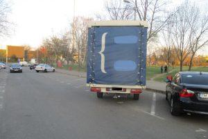 Amenzi drastice pentru șoferii de autovehicule mai mari de 3,5 tone, în parcările din cartierele orașului