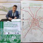 Secretarul de stat ALDE, Ovidiu Sârbu, a introdus în PUG-ul Timișoarei trenul ce va lega Aeroportul de Gara de Nord!