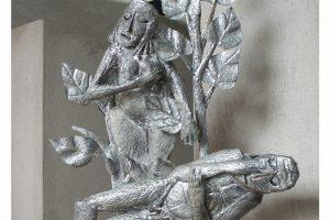 Regal de artă la Muzeul Național al Banatului