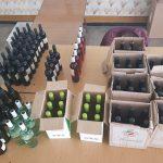 Alcool de contrabandă, confiscat de jandarmi din Piaţa Mehala