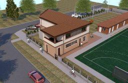 Cum va arăta construcția Centrului de zi pentru persoane vârstnice din Chișoda