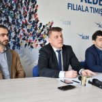 Echipa ALDE Timiș se mărește. Doi profesori de la UPT au devenit membrii