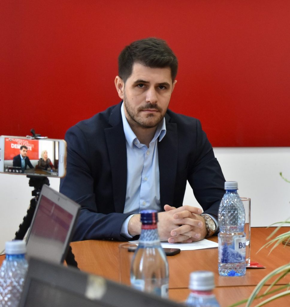 Primarul din Şag îşi donează jumătate din salariu pe durata pandemiei