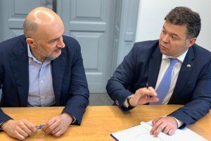Al doilea contract de finanțare semnat pentru reabilitarea Facultății de Chimie, Biologie și Geografie