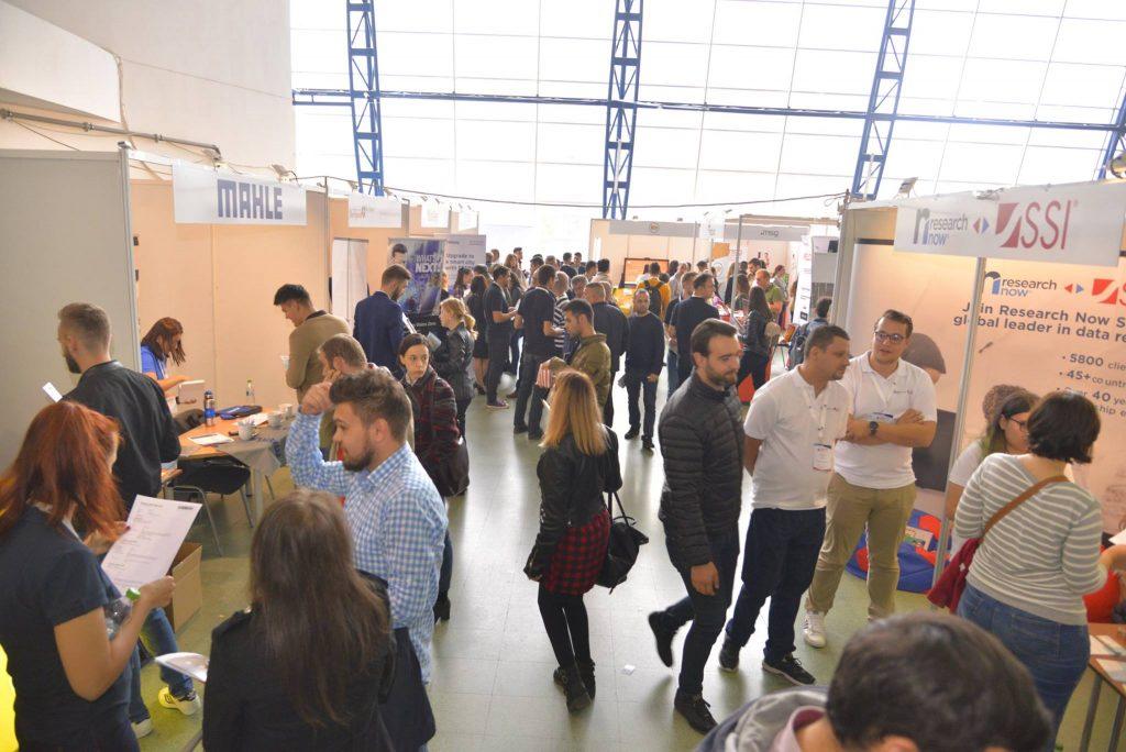 Târgul Angajatori de TOP revine la Timișoara cu mai multe oportunități de carieră