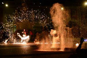 Ora Pământului, marcată la Timişoara cu un spectacol de dans şi foc