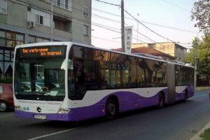 STPT anunţă că autobuzele de pe o linie vor circula deviat