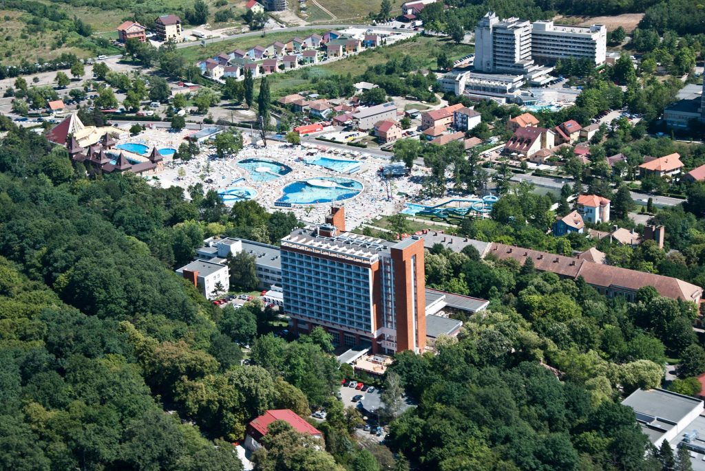 Investiție de 3,2 milioane de euro la Băile Felix. Ce lucrări se fac