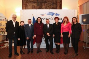Eveniment de promovare a județului Timiș la Ambasada României la Praga