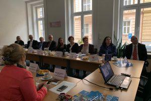 Camera de Comerţ, Industrie şi Agricultură Timiş continuă preocupările pentru sprijinirea mediului de afaceri și relansarea economiei județului