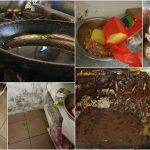 Firma de catering unde inspectorii OPC s-au îngrozit din cauza mizeriei, găsită în regulă de DSP
