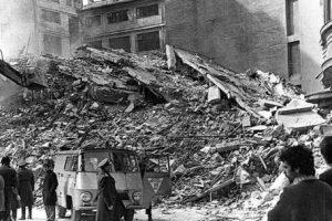 Foto. Se împlinesc 42 de ani de la cutremurul din 4 martie 1977