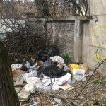 Amenzi de zeci de mii de lei pentru cei care au abandonat deşeuri pe domeniul public