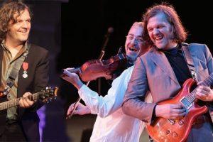 Uriah Heep şi Emir Kusturica, pe scena Custom Reşiţa