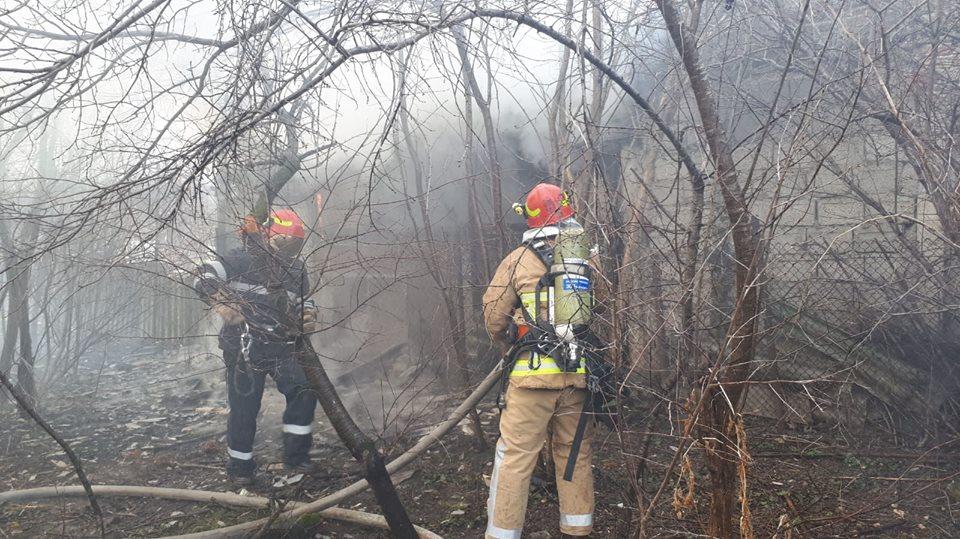Acțiuni de prevenire a incendiilor în Timiş