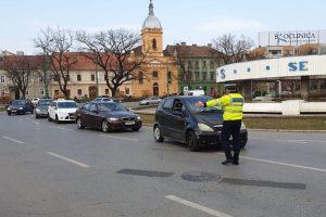 Au curs amenzile în județ! 46 de șoferi au rămas fără permise