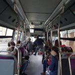 Traseu prelungit pentru Linia S8 de transport școlar