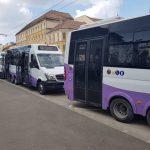Elevii se vor putea deplasa de luni cu autobuzele școlare