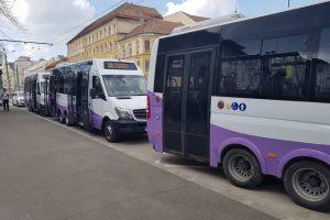 STPT a înfiinţat o nouă linie de transport