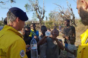 Pompier timişorean, şeful echipei internaţionale care coordonează salvarea în Mozambic după ciclon
