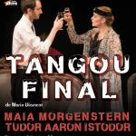 """Maia Morgenstern joacă alături de fiul său în piesa """"Tangou final"""""""