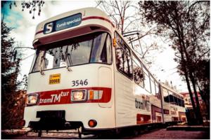 Plătim prin SMS biletele pentru tramvaiul turistic