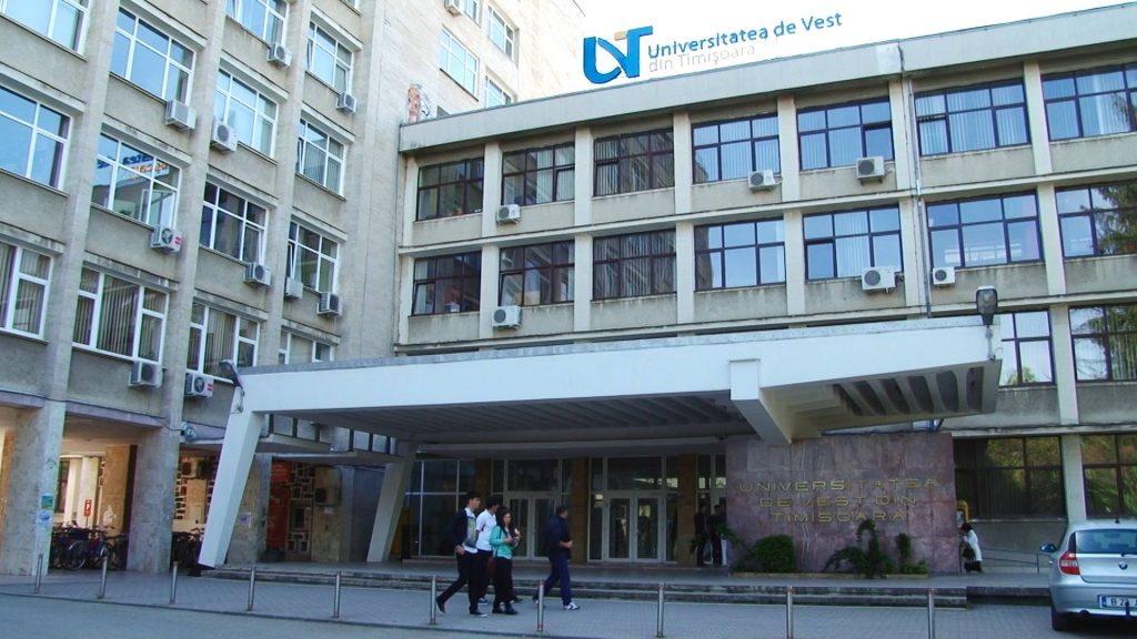 Universitatea de Vest din Timișoara se pregătește să găzduiască  peste 100 de olimpici și pasionați de robotică