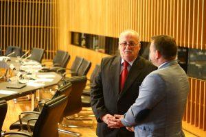 Consilul Județean Timiș are de azi un nou vicepreședinte