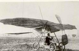113 ani de la primul zbor al lui Traian Vuia, la Montesson