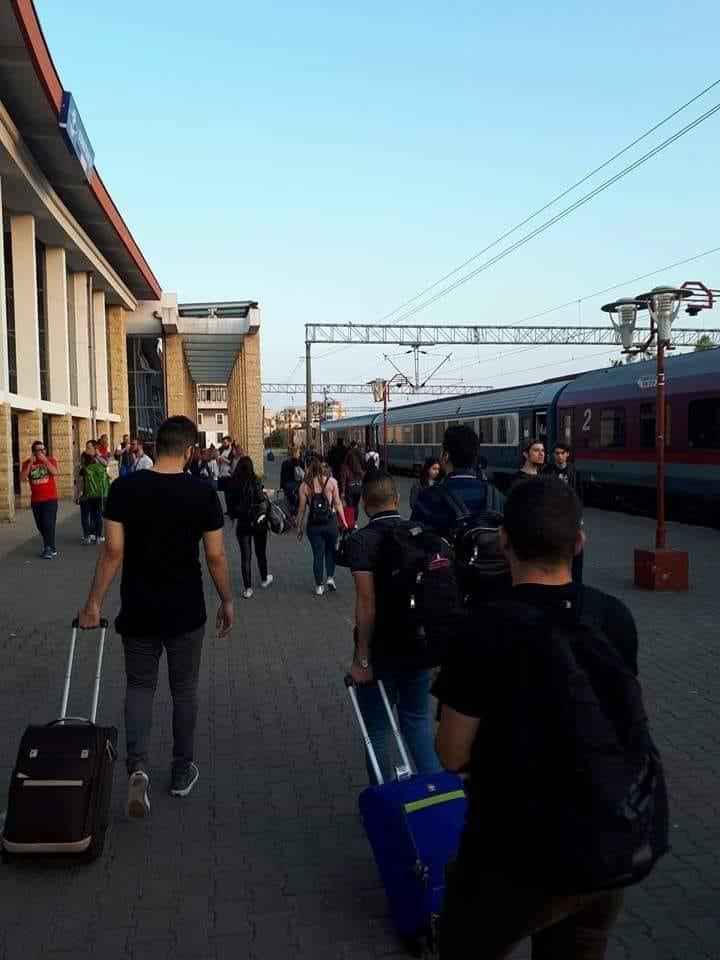 Informare asupra călătoriei cu trenul în perioada sărbătorilor de Paște și 1 Mai