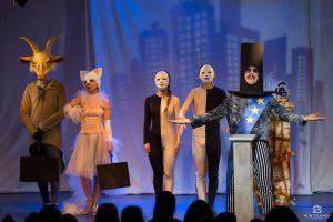 Teatrul Merlin, premiat la Chișinău