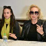 Foto. LEPA BRENA a venit la Timișoara. Artista va susține un concert de zile mari