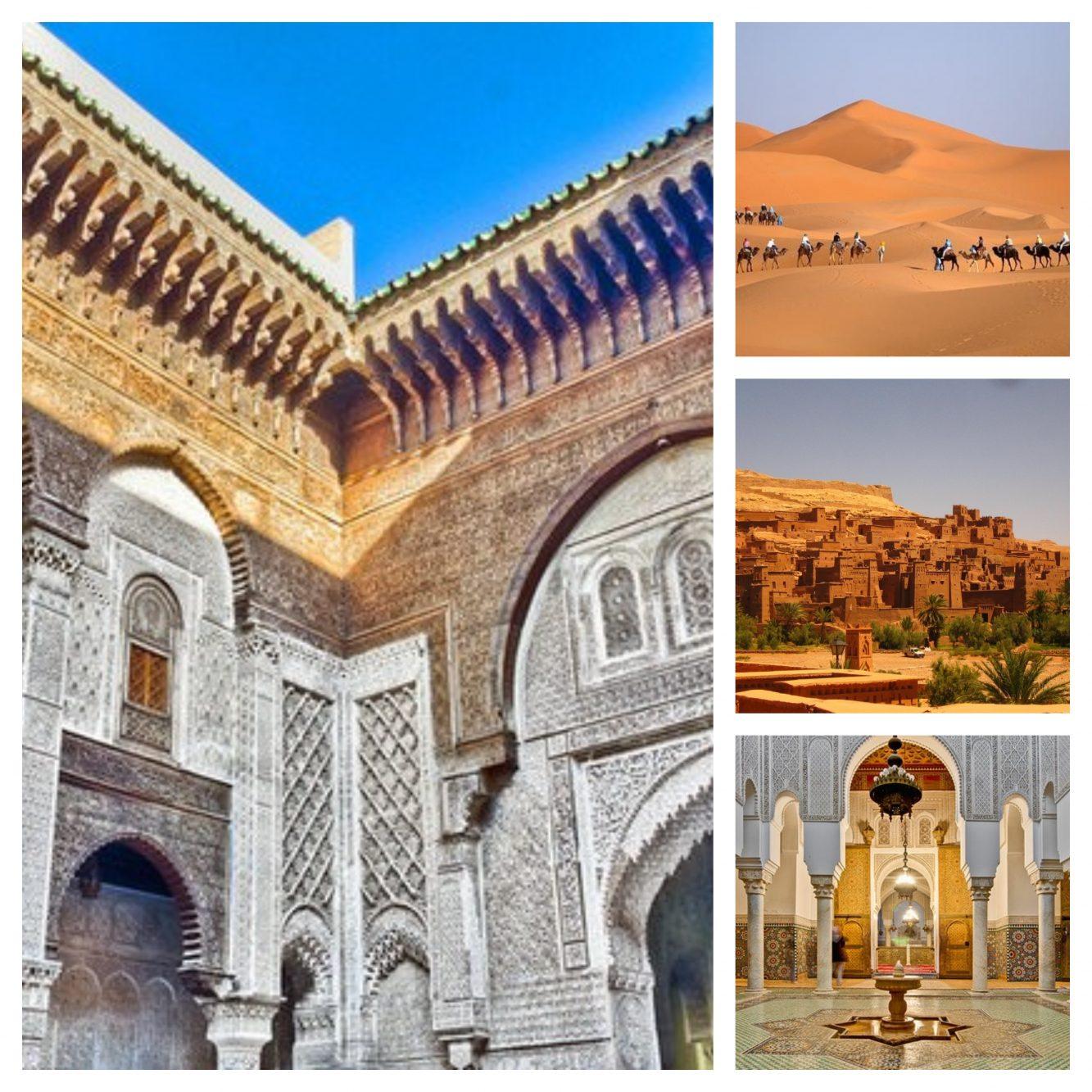 Locul de intalnire Maroc.)
