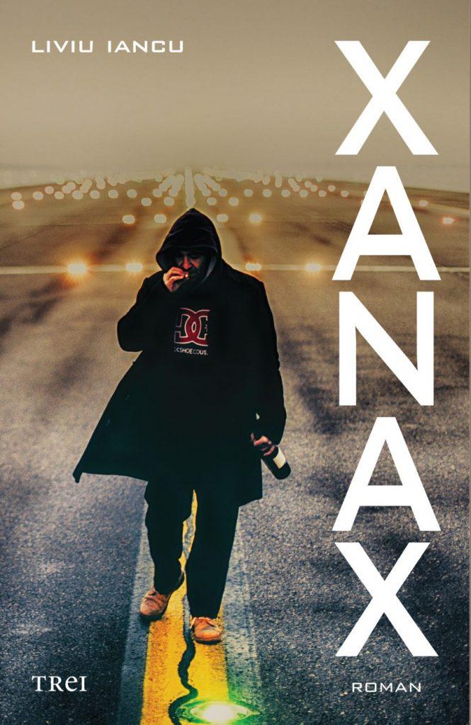 Xanax, cel mai citit roman românesc al momentului, se lansează oficial la Timișoara