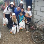 Peste 100 de copii au primit cadouri de la tinerii din ALDE Timiș