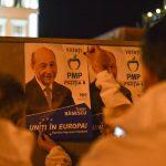 PMP Timiș a dat STARTUL campaniei pentru alegerile europarlamentare! Traian Băsescu, primul pe lista PMP