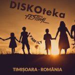 Acces gratuit la DISKOteka Festival pentru copiii de 5-14 ani care vin împreună cu ambii părinţi