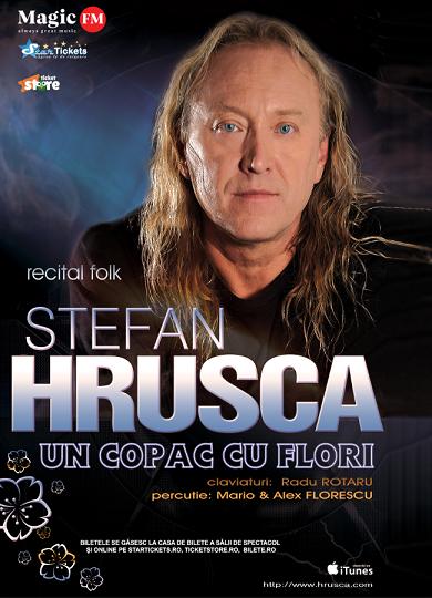 Concertul folk al primăverii: Hrușcă, la Opera din Timișoara