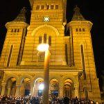 Hristos a Înviat! Învierea Domnului, întâmpinată noaptea trecută în toate lăcașurile de cult