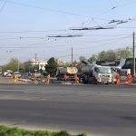 Se modifică circulaţia în zona străzii Cluj, iar pe Rebreanu se va circula pe trei benzi