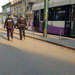Poliţiştii locali şi jandarmii, patrulări comune în mijloacele de transport cu probleme