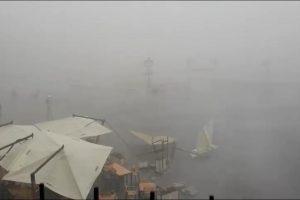 O ploaie care a durat 15 minute a făcut ravagii la Timișoara