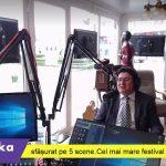 Robu a fost invitatul lui Călin Petrescu la Radio Diskoteka. Primarul şi-a cumpărat bilet la festival