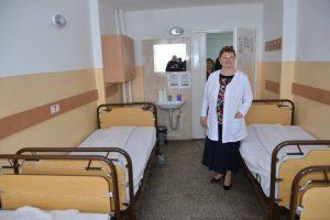 Secția de Neurologie a spitalului din Caransebeș a fost renovată