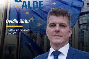 Secretarul de Stat ALDE, candidat la Parlamentul European: Faptele ne clădesc viitorul, iar încrederea se clădește cu fapte! (P)