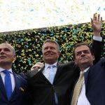 Klaus Iohannis: Eliberați România! Vă aștept pe toți la vot pe 26 mai!(P)