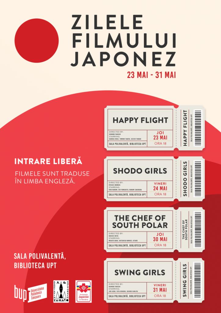 """Zile """"japoneze"""" la Biblioteca UPT"""